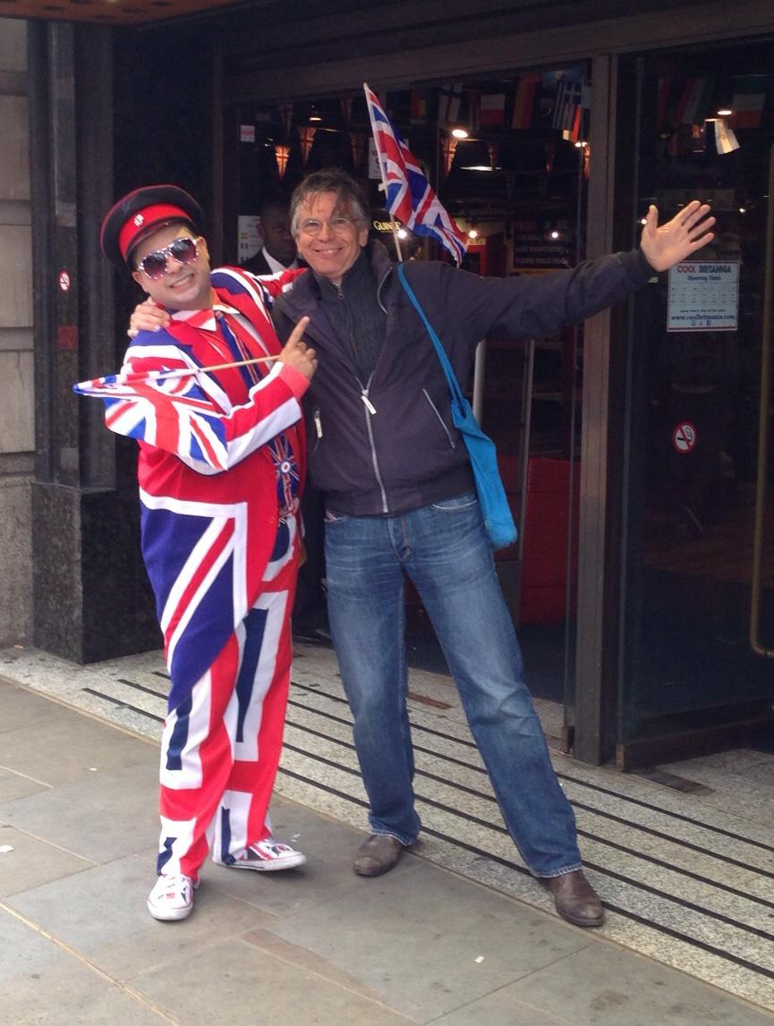 London Little Britain shop