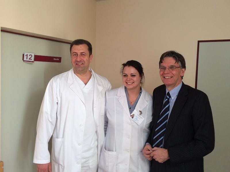 Angiodynamics EVLT Kaunas Dr Zurauskas and Dr Julia