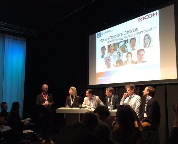 Mobile Doctors Debate Zorg&ICT Congres 2016 b